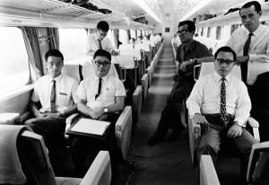 東海道新幹線における人間工学(1965) (c)T ISHIMATSU