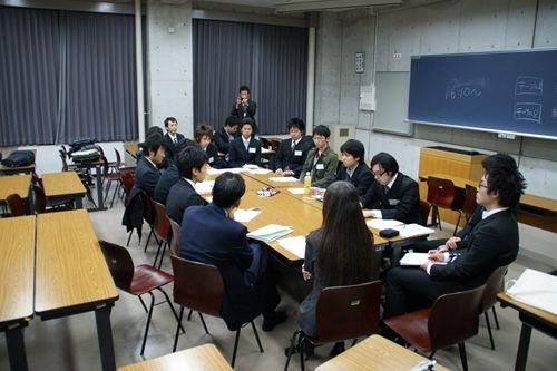 Group1 座談会風景