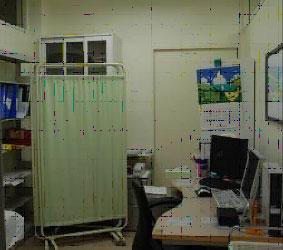 一般的な外来診察室
