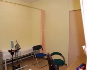 神経内科の外来診察室