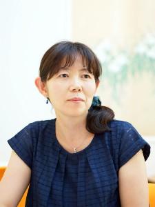 中川千鶴さん